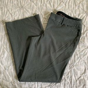 Express Editor Trouser in Gray, Size 14